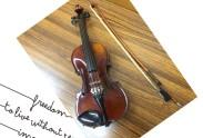 赤ちゃんバイオリン