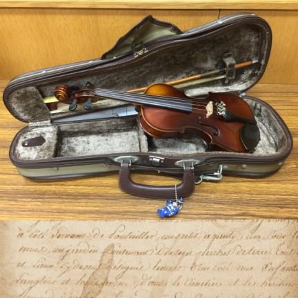 10分の1ヴァイオリン