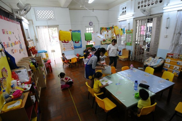 ペナン島幼稚園